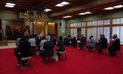 妙心寺へ団体参拝に行ってきました